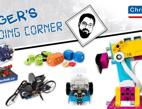 Willkommen zu Roger`s Coding Corner