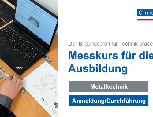 Video zum Messkurs Metalltechnik