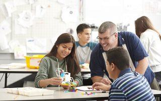 Digitalisierung des Schulbetriebs und der Christiani MakerSpace
