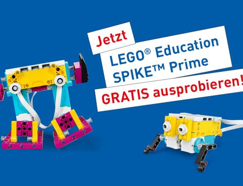 LEGO® Education SPIKE™ Prime Aktion