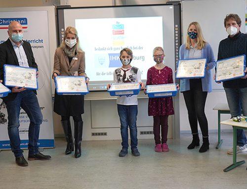 Christiani zu Besuch bei der IHK Limburg