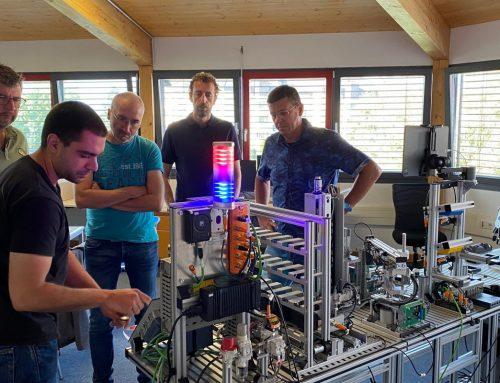 Luxemburger Schule auf dem Weg zu Industrie 4.0