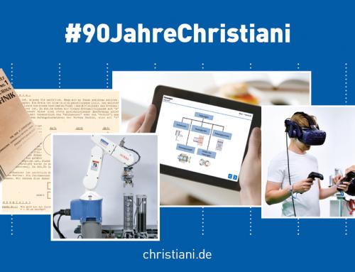Christiani wird 90!
