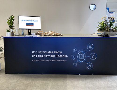 Einblicke ins neue Kompetenzzentrum Landsberg/Lech