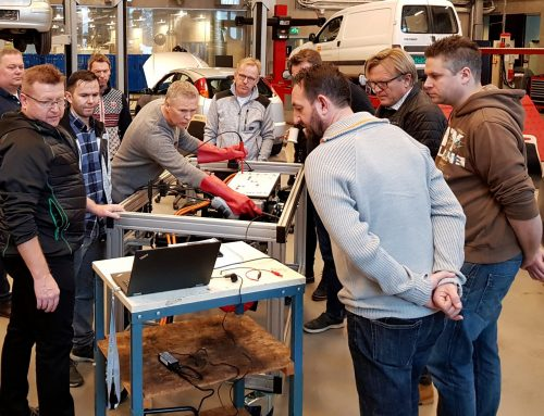 Partnerschaftsbericht mit IKM Instrutek aus Norwegen