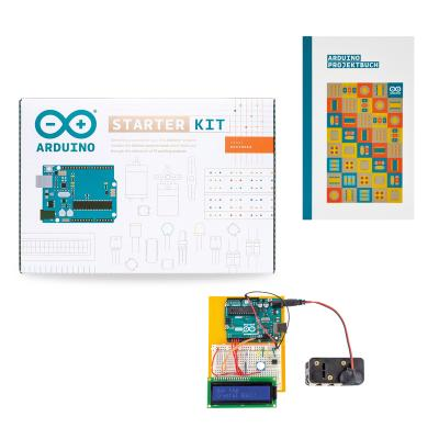 Arduino® Starter Kit Deutsch